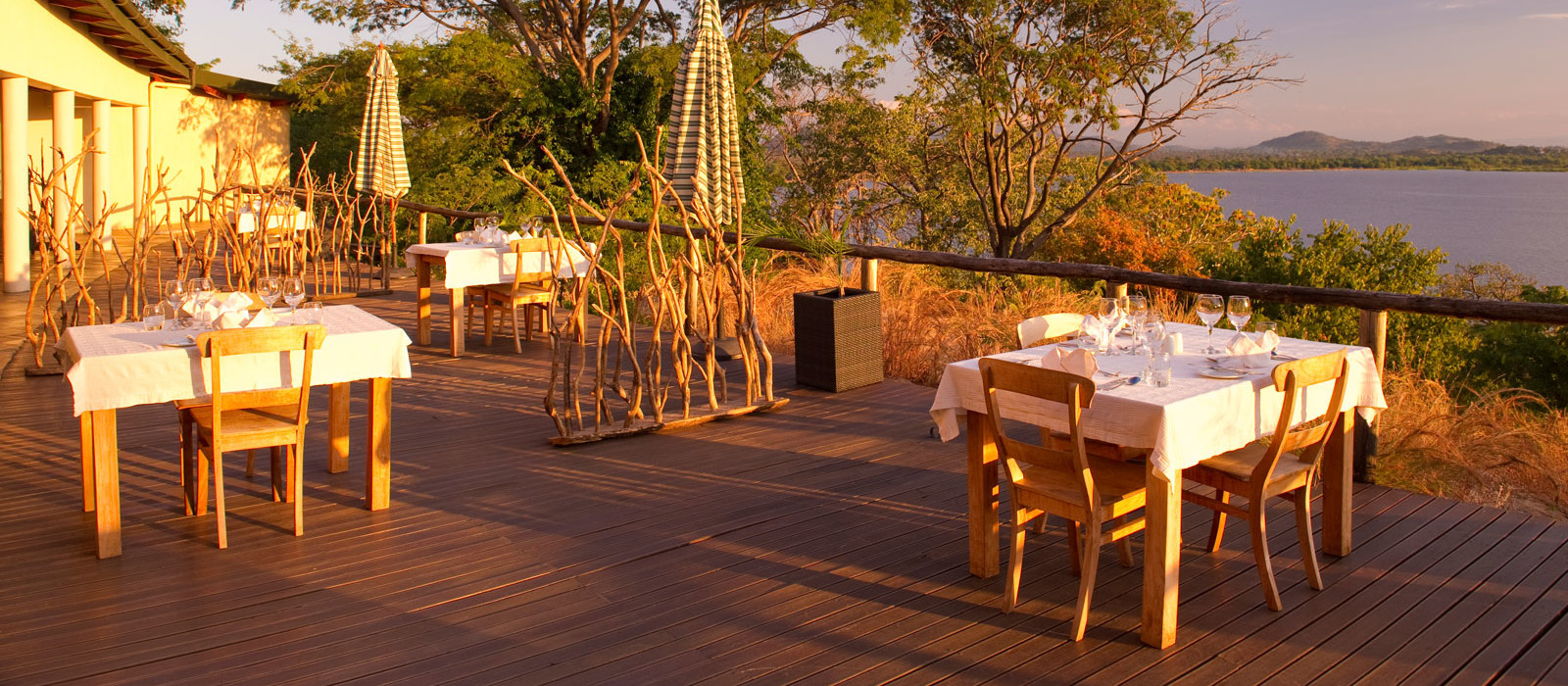 Hotel Pumulani Beach Lodge Malawi