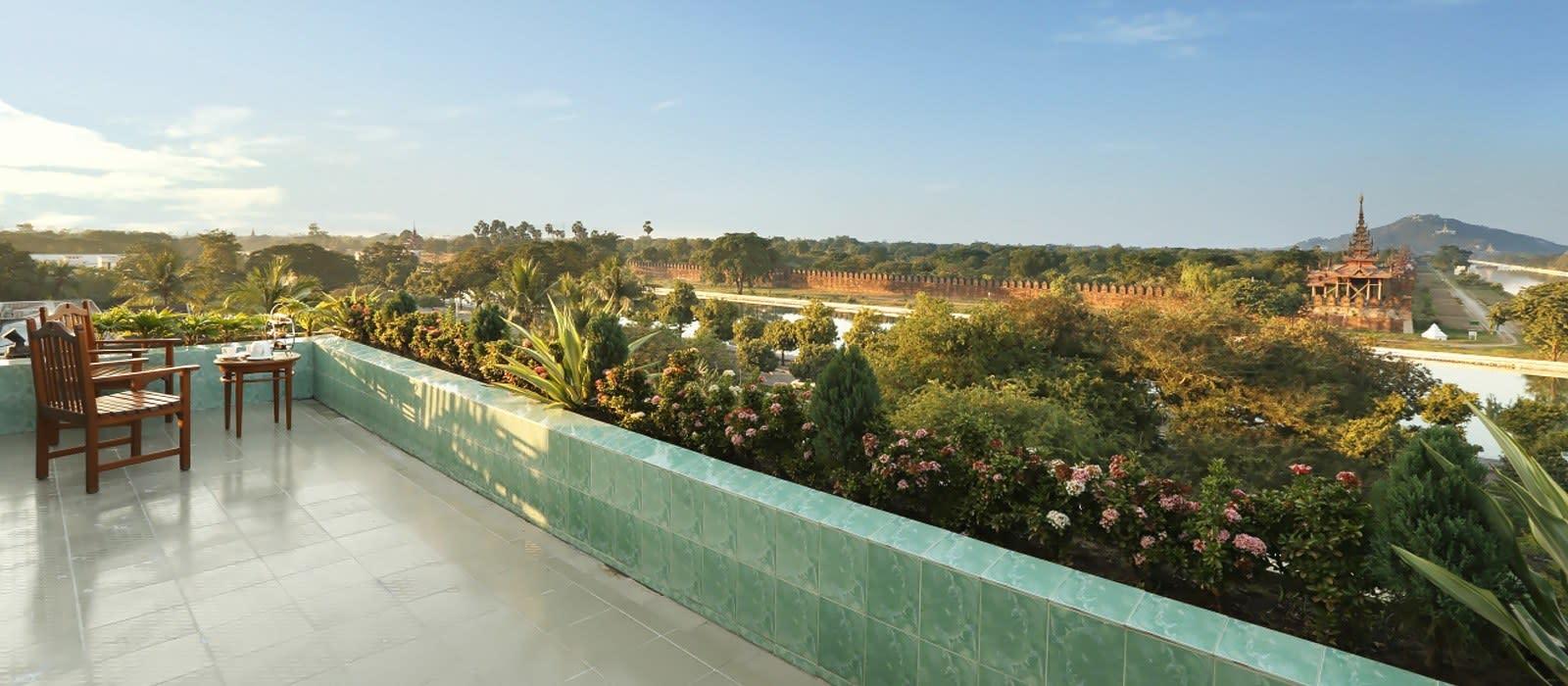 Hotel Hilton Mandalay Myanmar