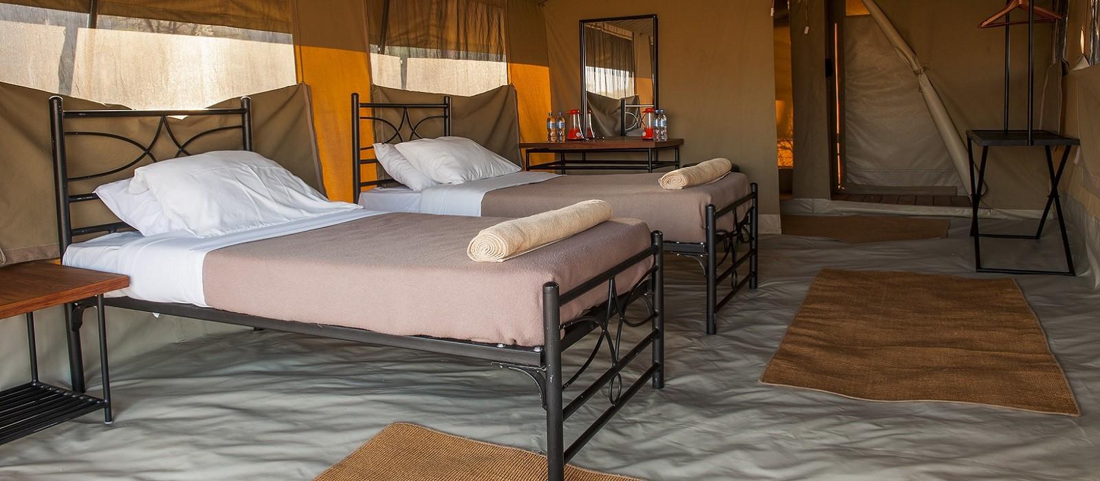 Hotel Ndutu Kati Kati Tented Camp Tansania