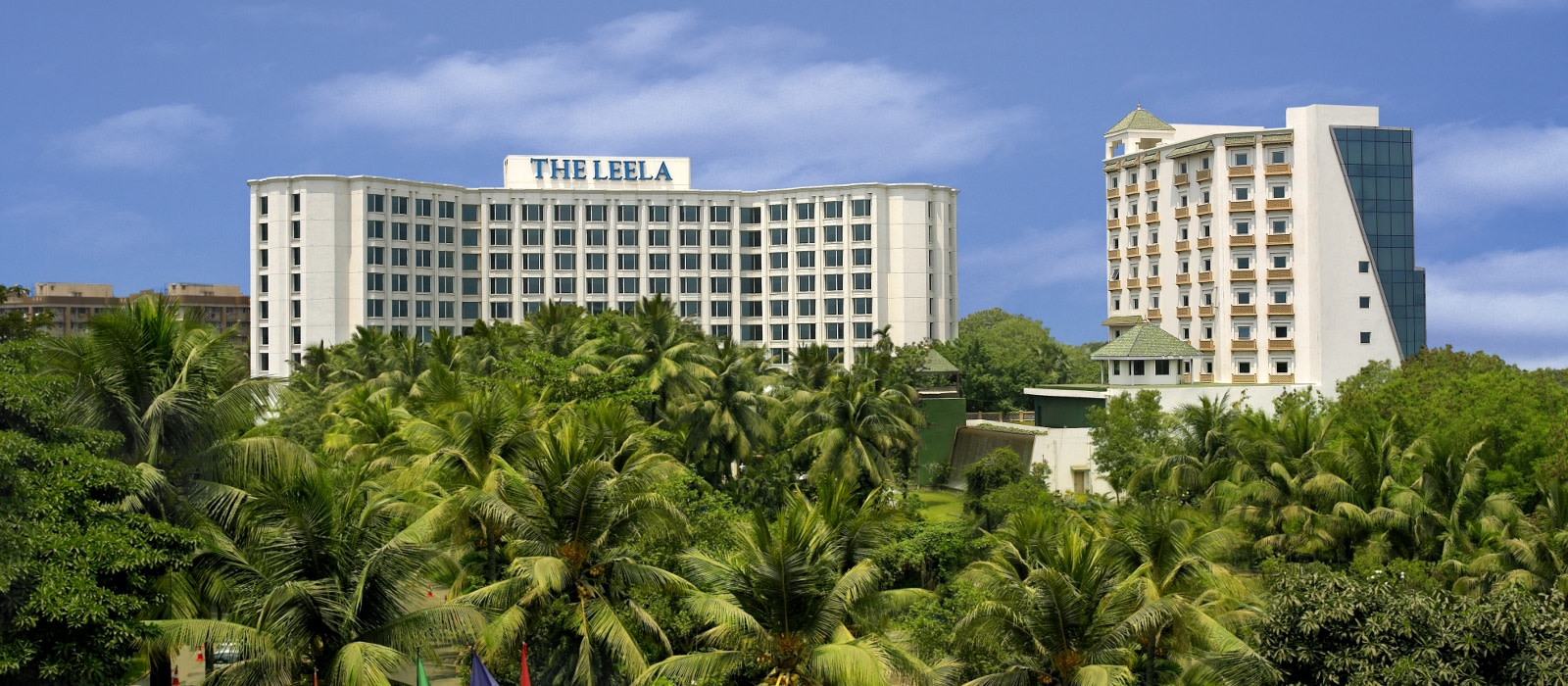 Hotel Leela Kempinski Zentral- & Westindien