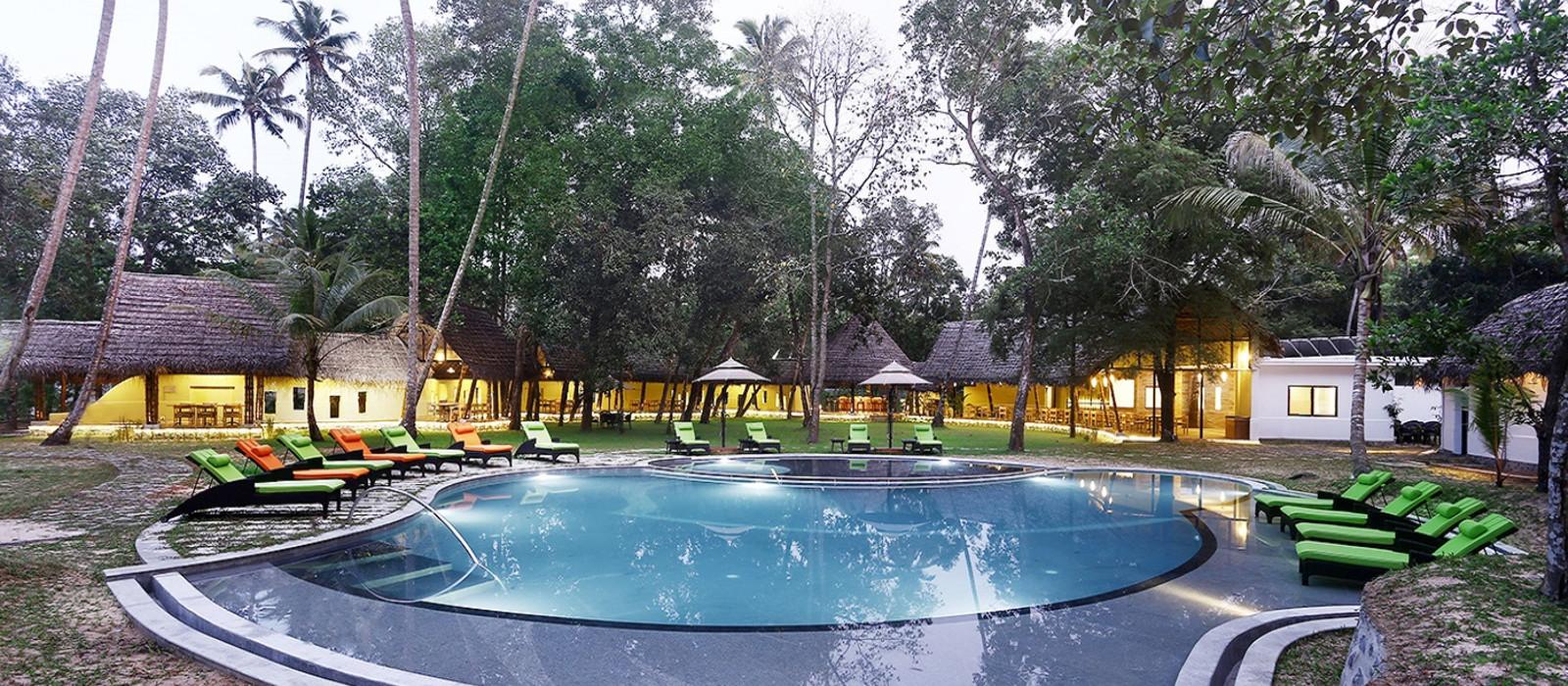Hotel Xandari Pearl Südindien
