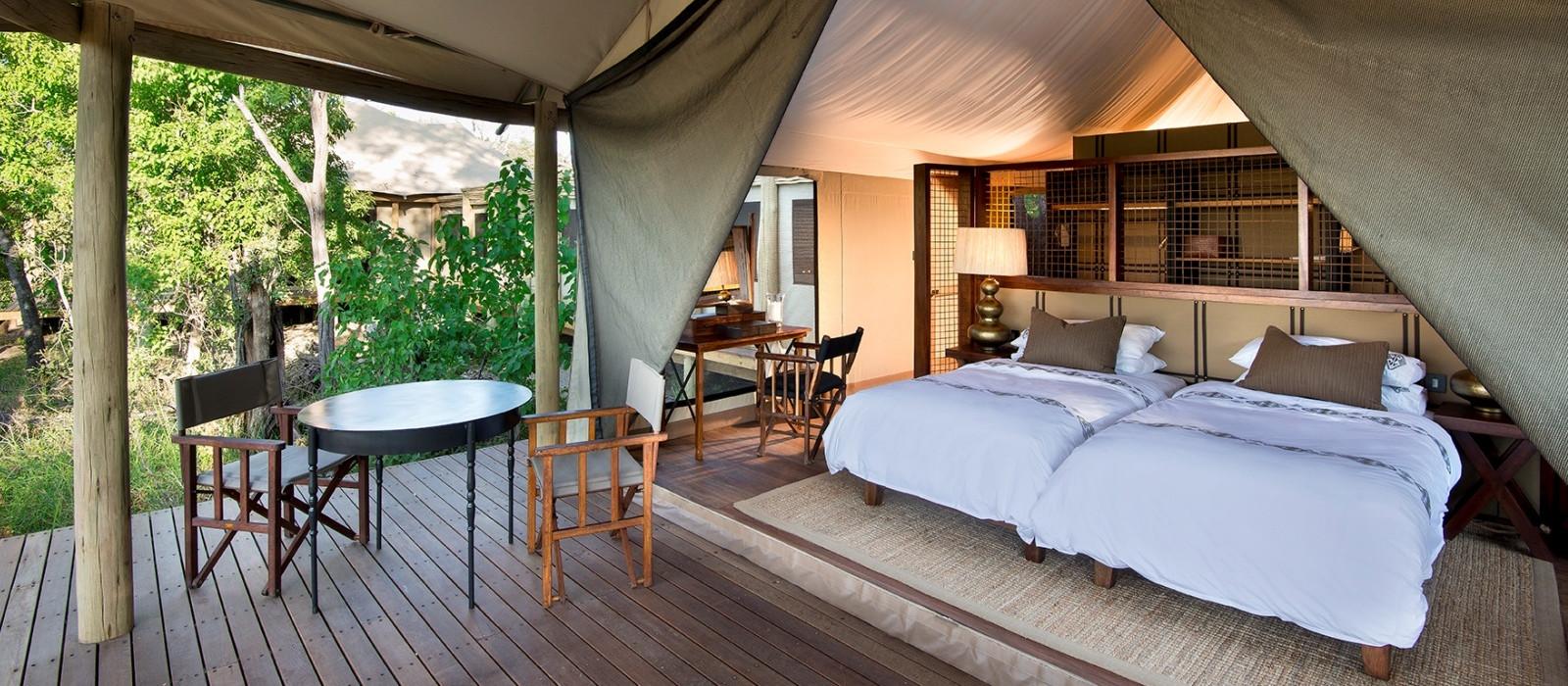 Hotel Nxabega Okavango Tented Camp Botswana