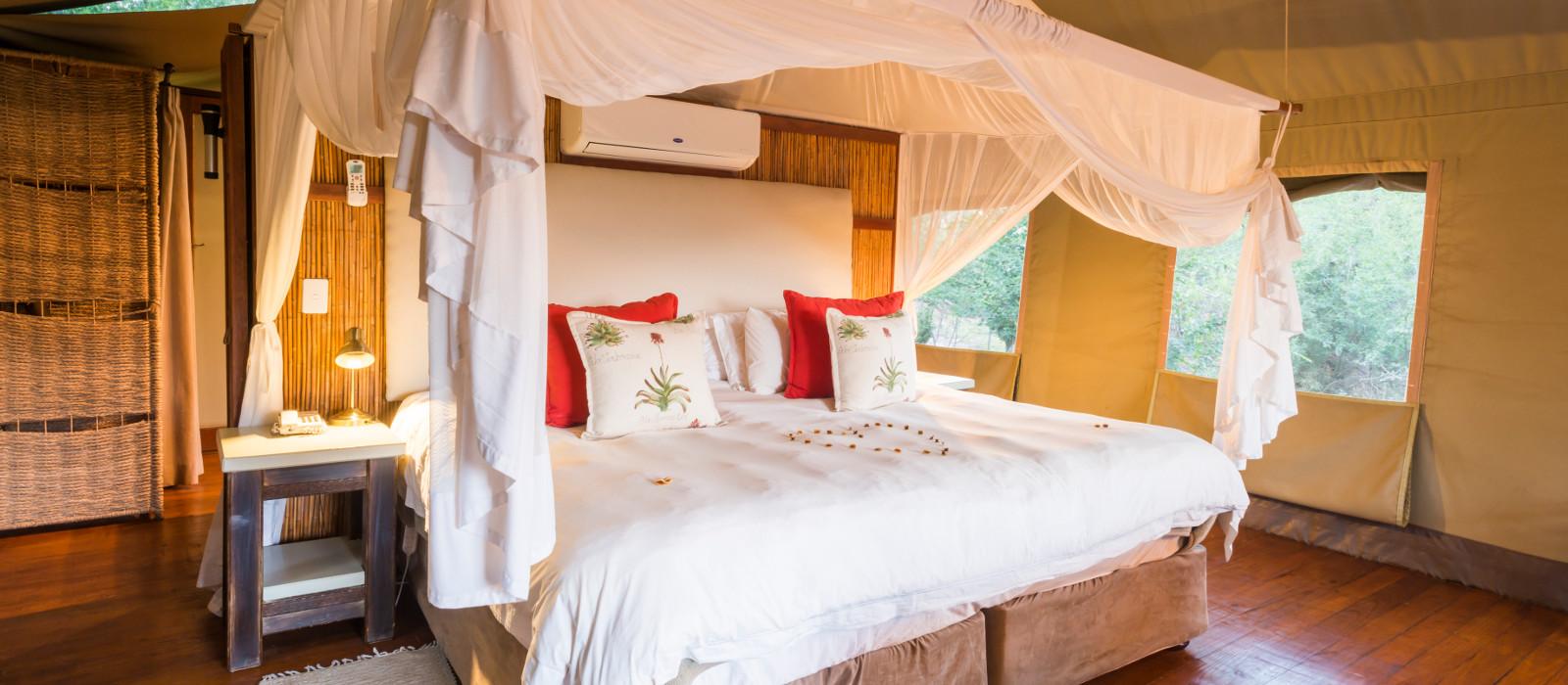 Hotel Thakadu River Camp Südafrika