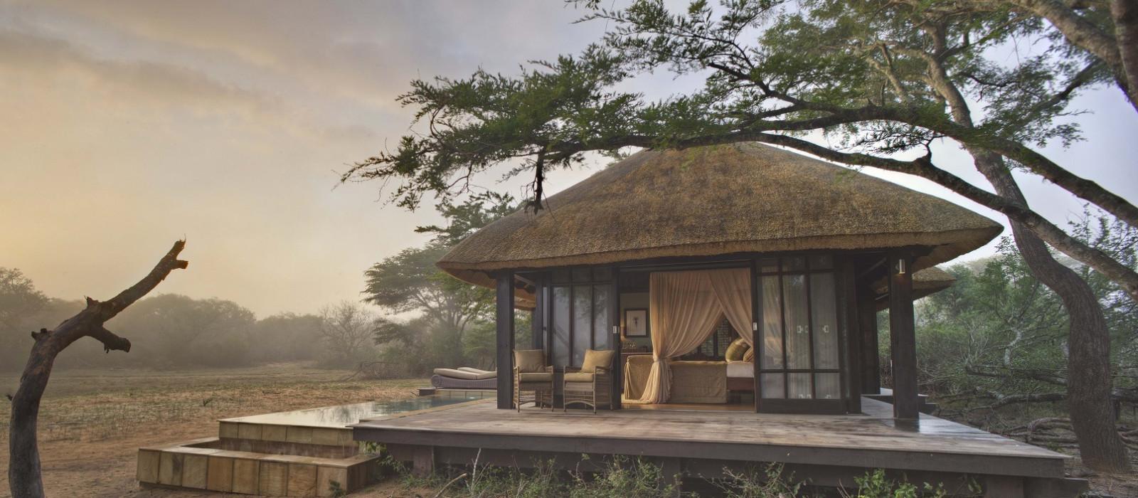 Hotel Phinda Vlei Lodge Südafrika