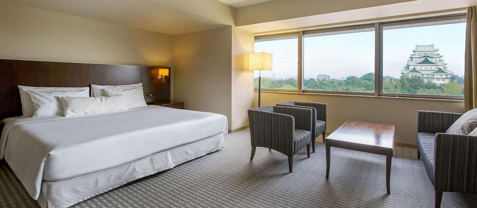 Hotel  Nagoya Castle Japan