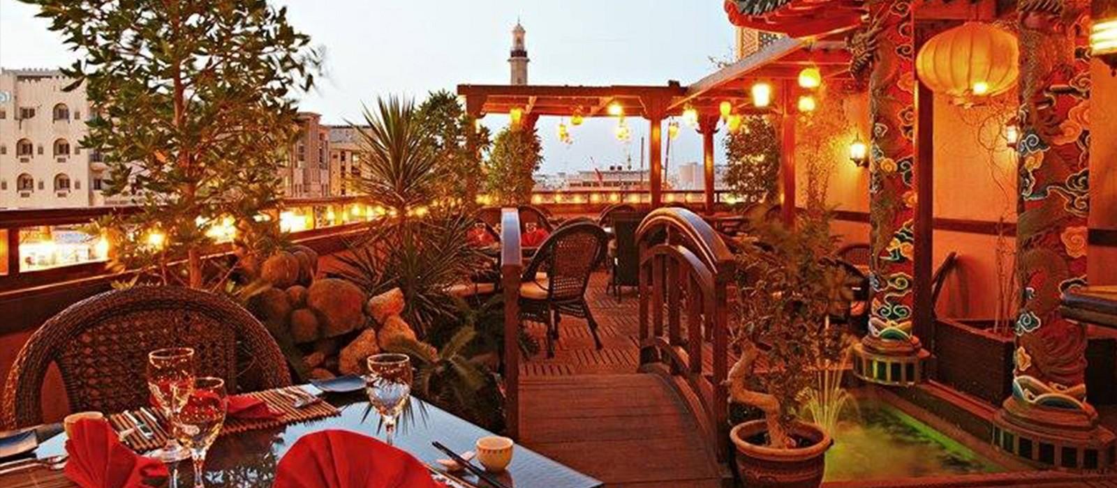 Hotel Arabian Courtyard  & Spa Vereinigte Arabische Emirate