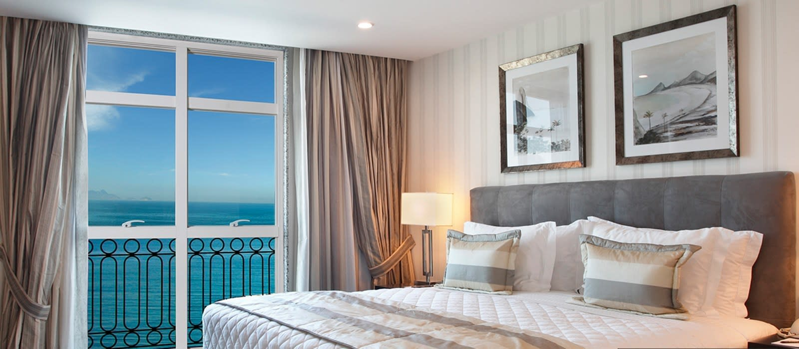 Hotel Miramar  by Windsor Brasilien