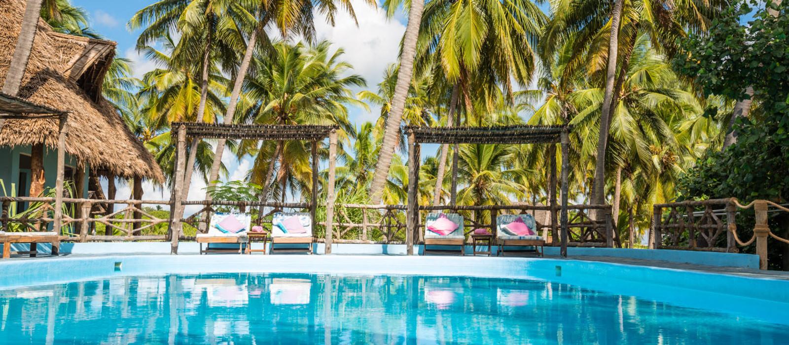 Hotel Butiama Beach Lodge Tansania