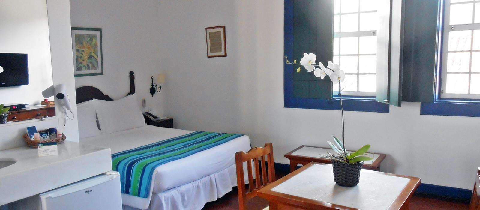 Hotel Porto Imperial Brasilien