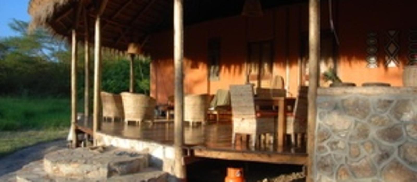 Hotel Queen Elizabeth Bush Lodge Uganda