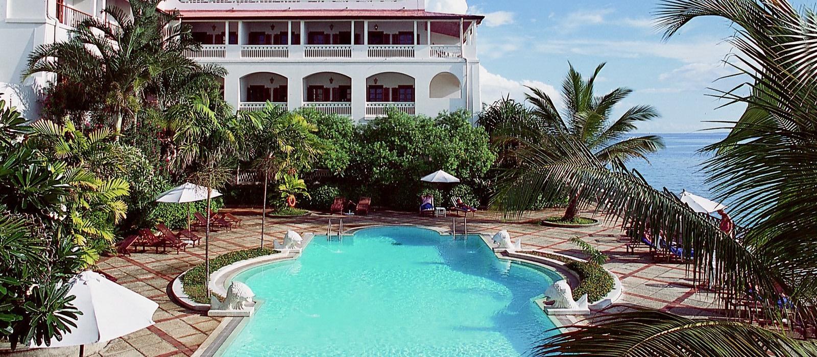 Hotel Zanzibar Serena  Tansania