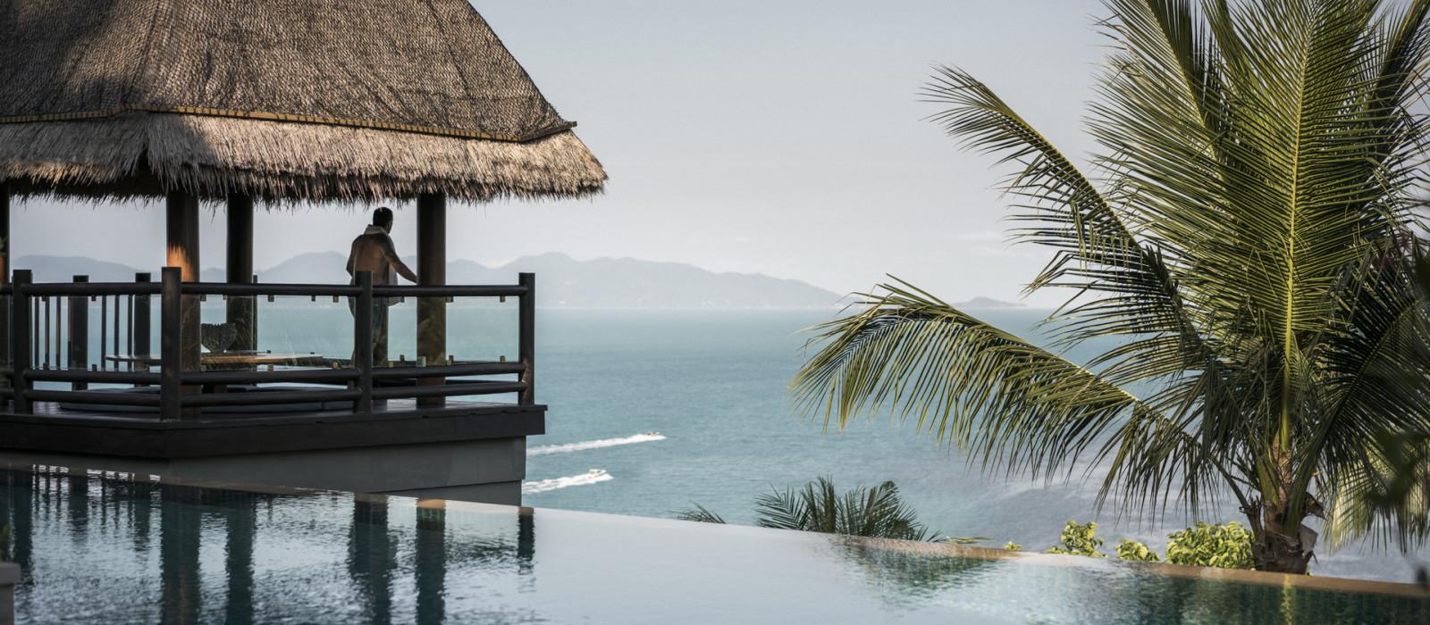 Hotel Four Seasons Koh Samui Thailand