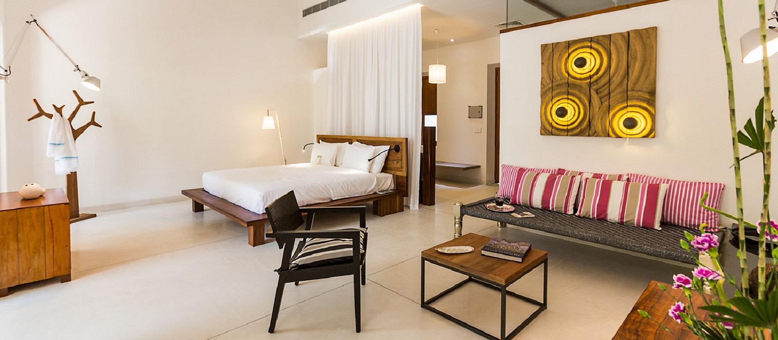 Hotel La Villa Südindien