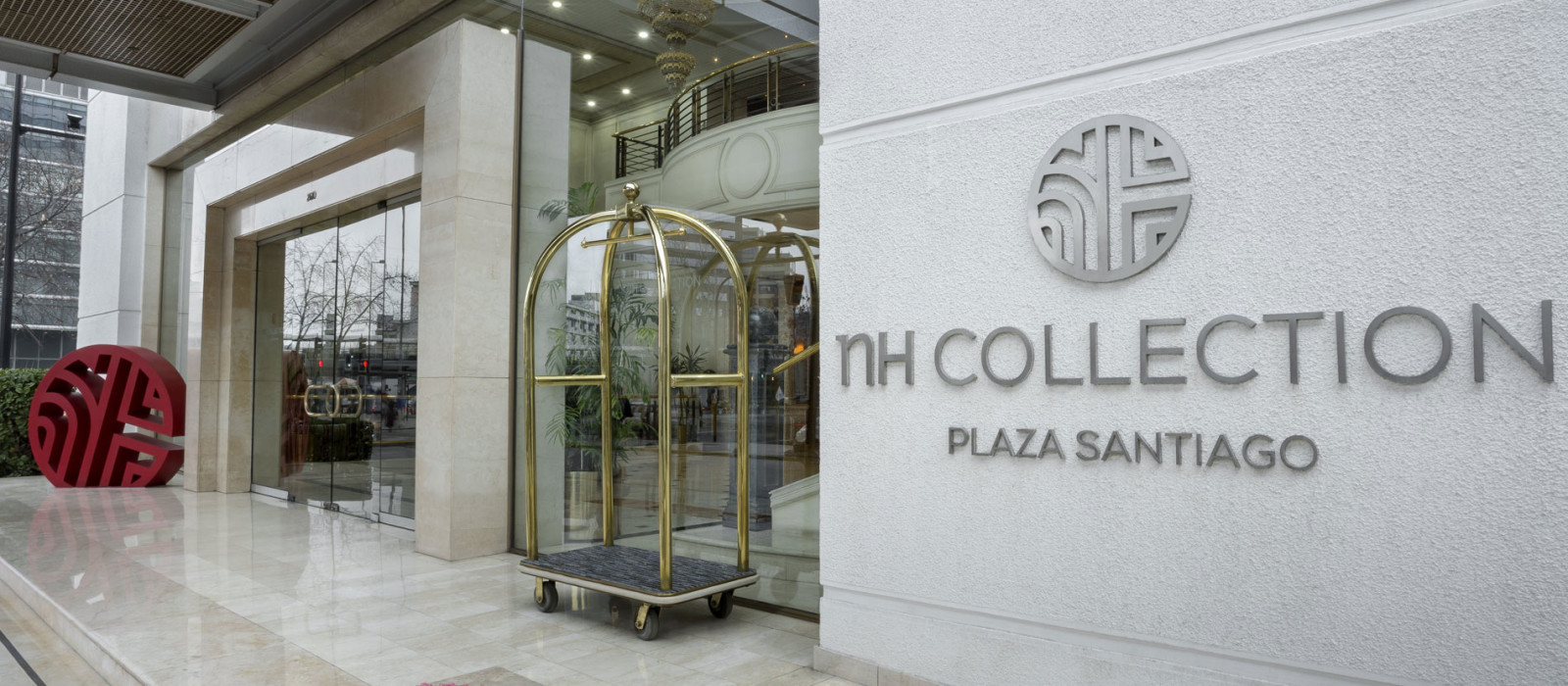 Hotel NH Collection Plaza Santiago Chile