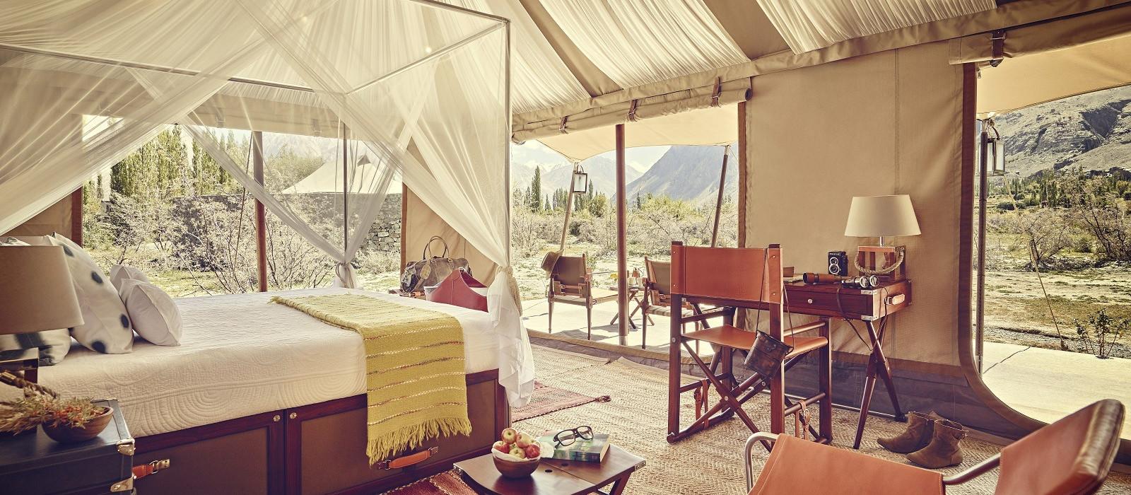 Hotel Chamba Camp, Diskit Himalaja
