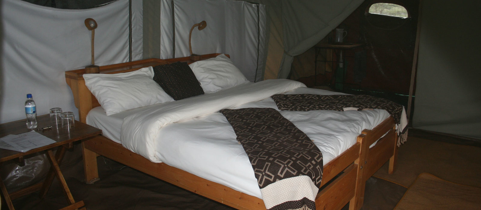 Hotel Ndutu Wilderness Tented Camp Tansania