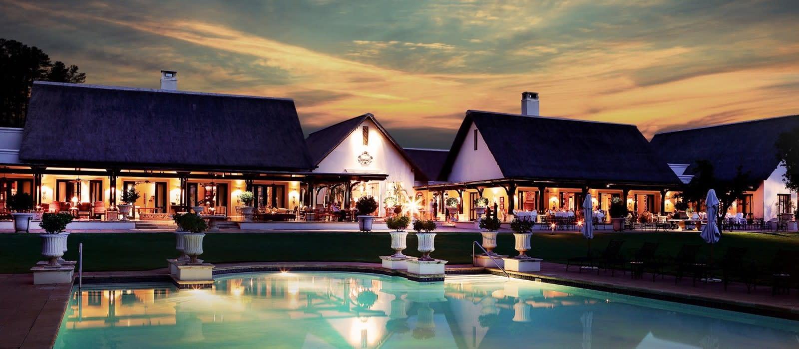 Hotel Royal Livingstone  Sambia