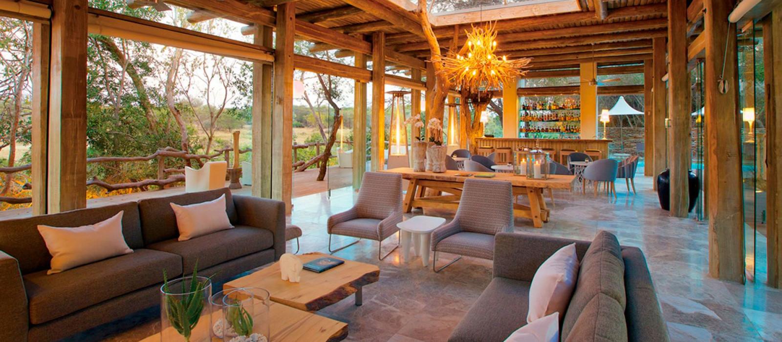 Hotel Kapama Karula Südafrika