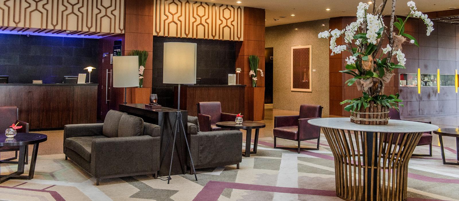 Hotel Hilton Kuching Malaysia