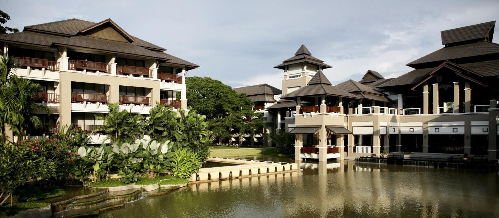 Hotel Le Méridien Chiang Rai Resort Thailand