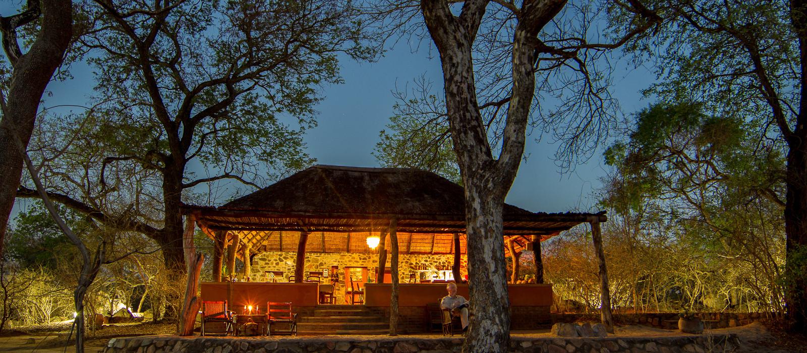 Hotel Thawale Lodge Malawi