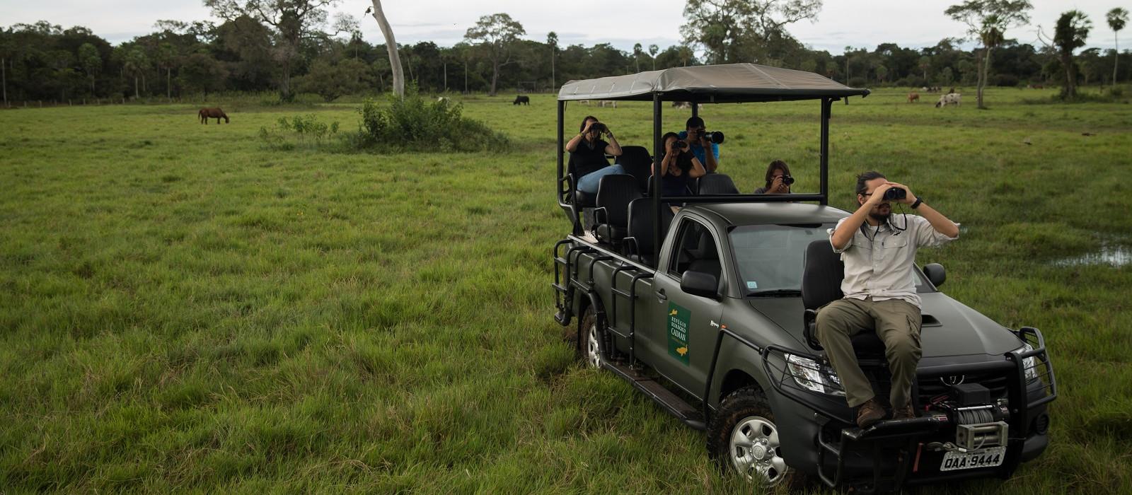 Hotel Caiman Ecological Refuge Cordilheira Lodge Brasilien
