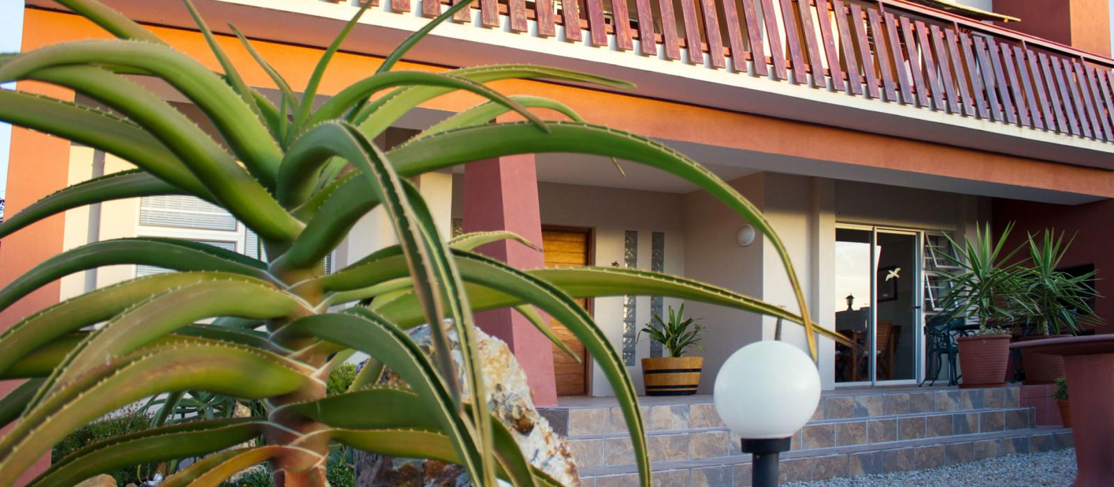 Hotel Haus Giotto Südafrika