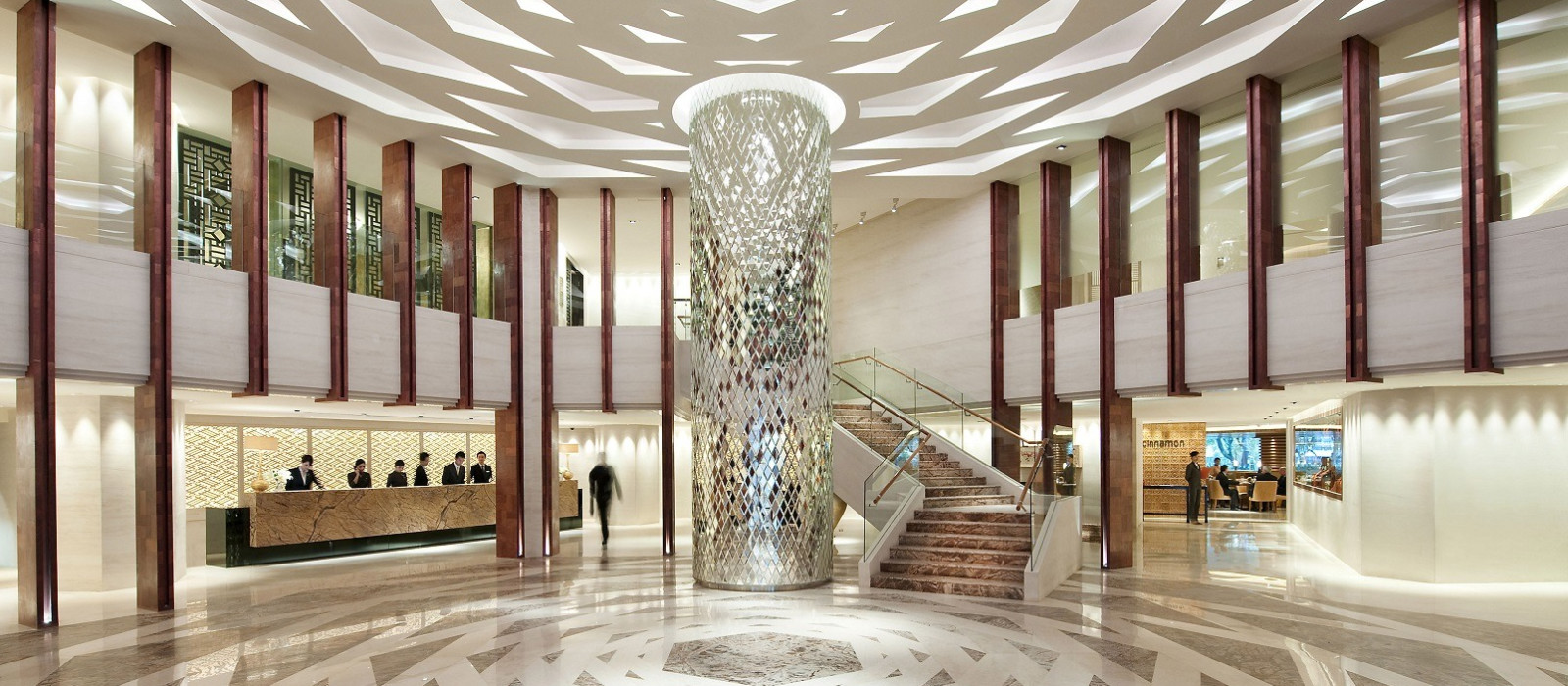 Hotel Mandarin Oriental Indonesien