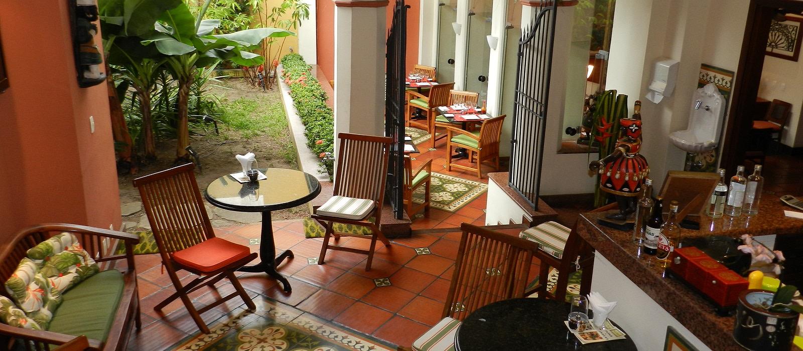 Hotel Casa Do Amarelindo Brasilien