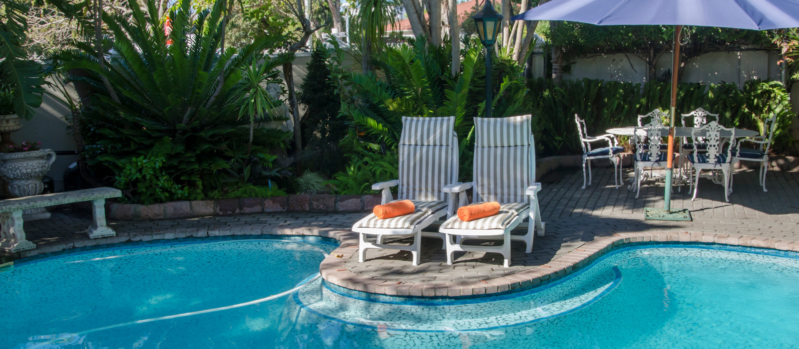 Hotel Brighton Lodge Südafrika
