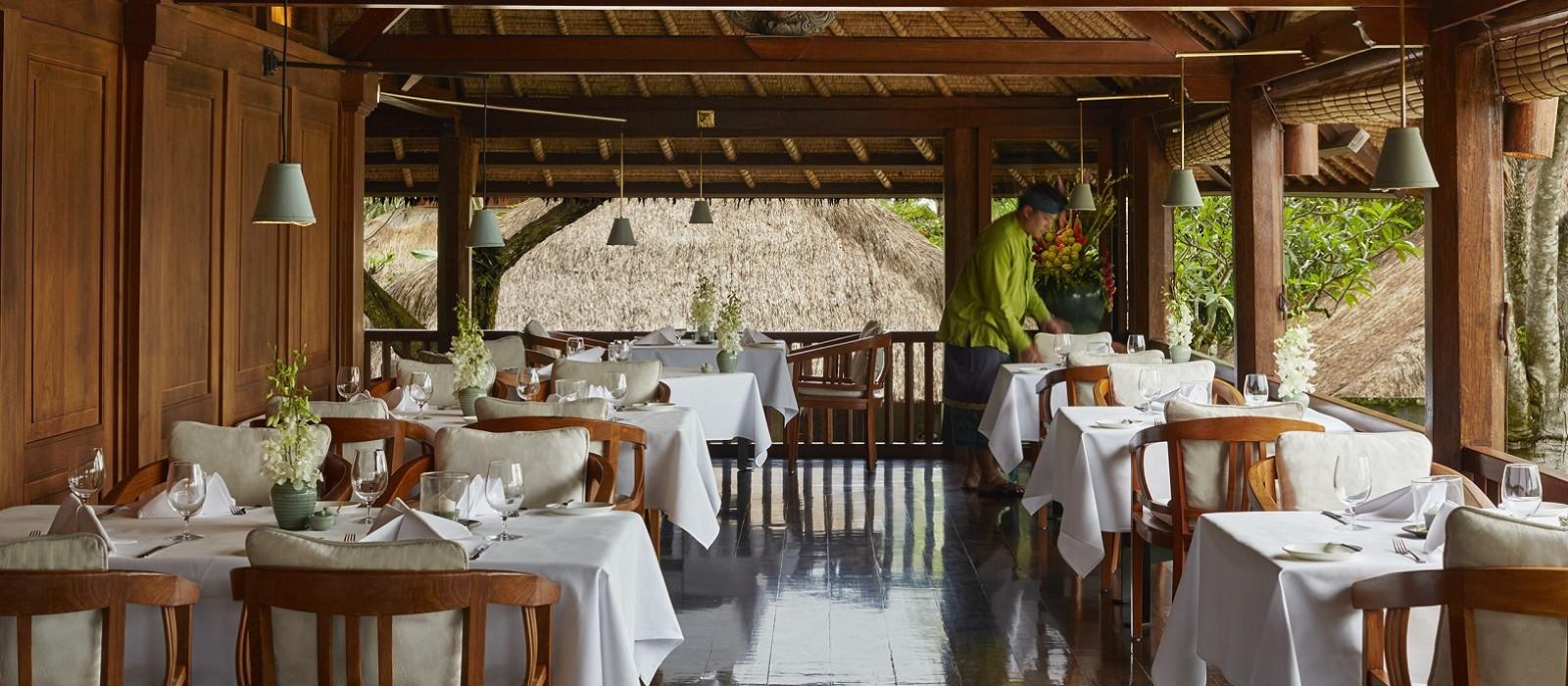 Hotel Amandari Indonesien
