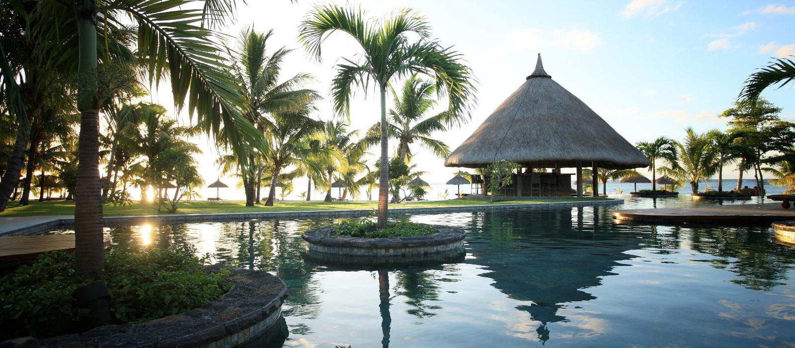 Hotel LUX* Le Morne Resort Mauritius