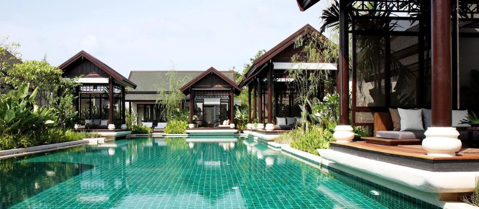 Hotel Anantara Lawana (Chaweng Beach) Thailand