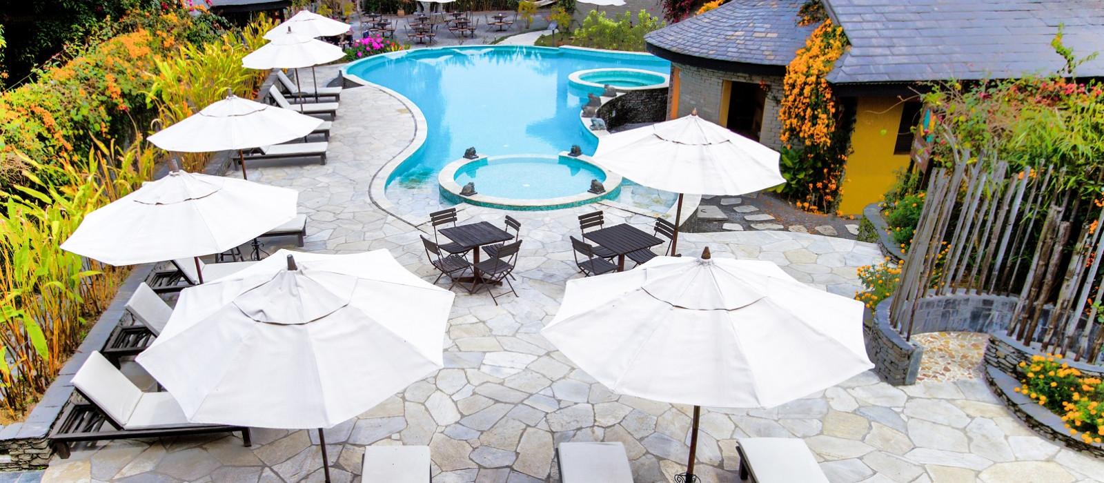 Hotel Temple Tree Resort & Spa, Pokhara Nepal