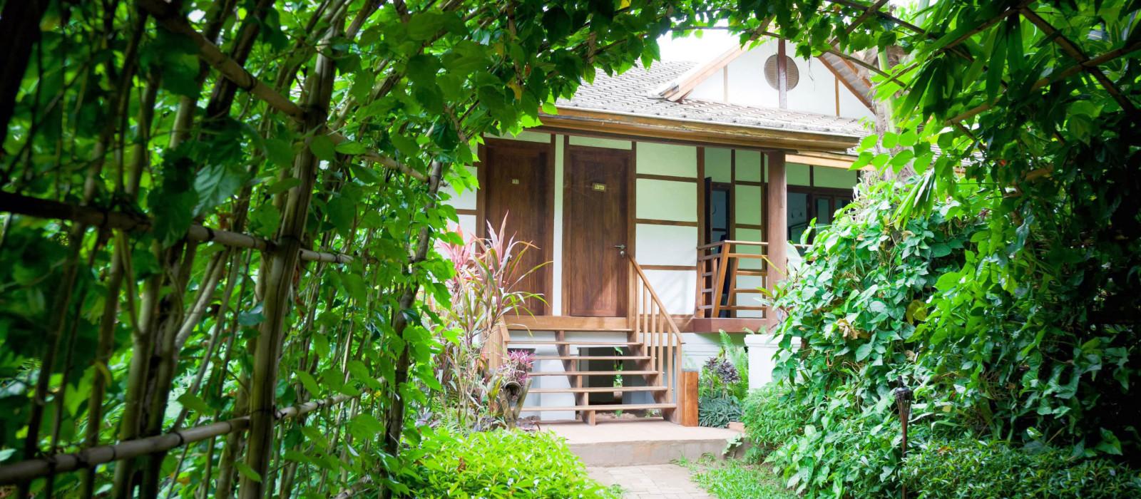 Hotel Muang La Lodge Laos