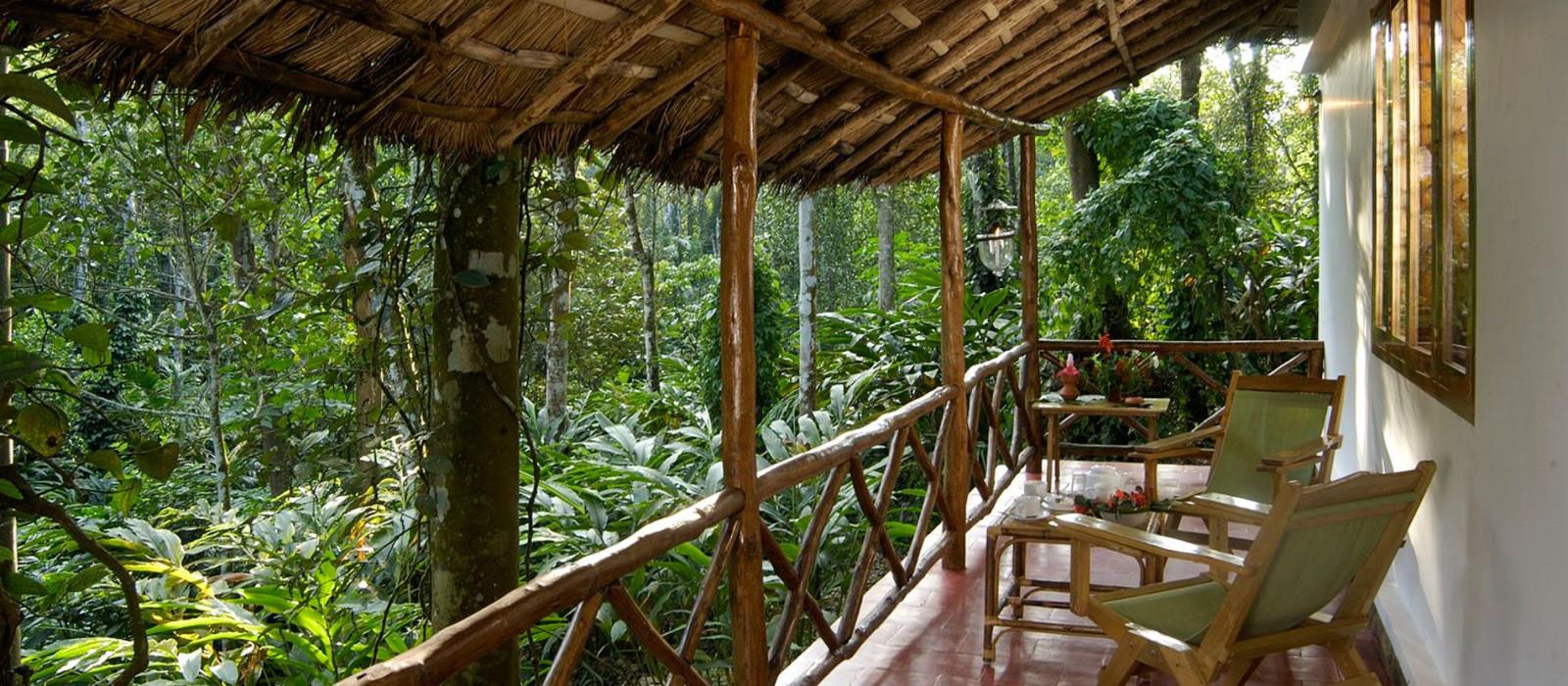 Hotel Shalimar Spice Garden South India