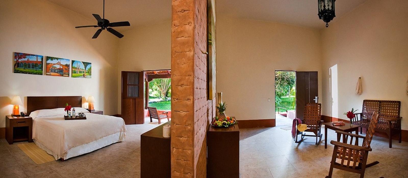 Hotel Hacienda Misné Mexiko