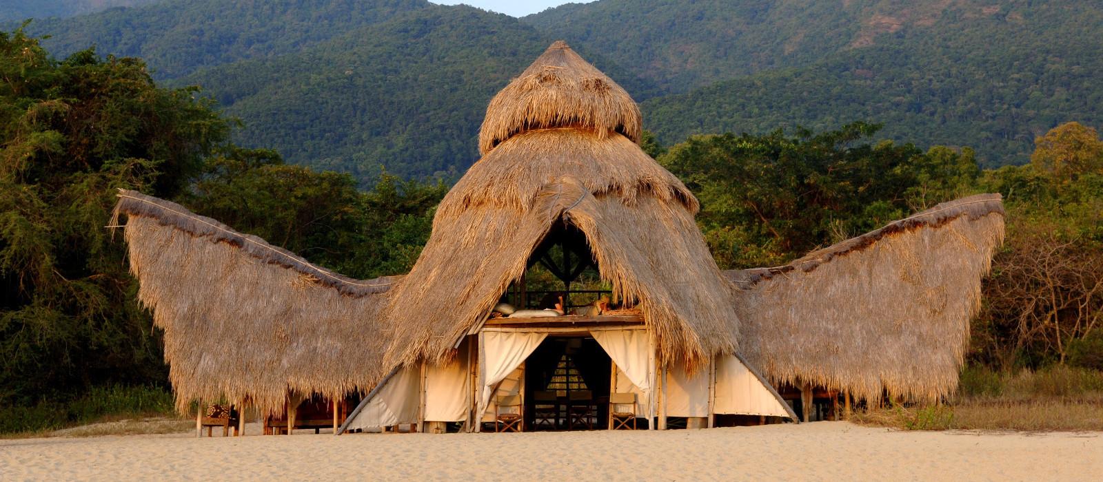 Hotel Greystoke Mahale Tansania