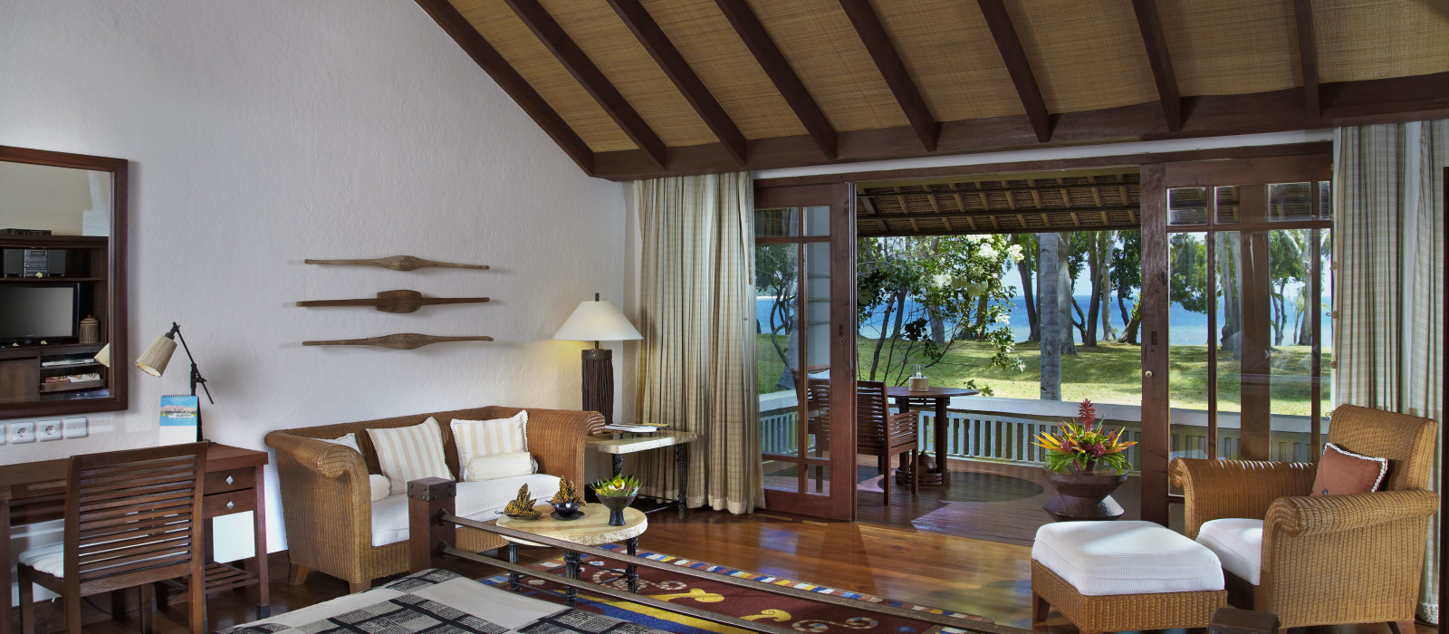Hotel The Menjangan Indonesien