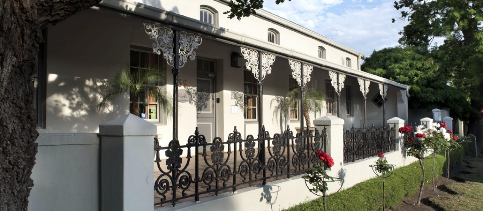 Hotel Avondrood Guest House Südafrika