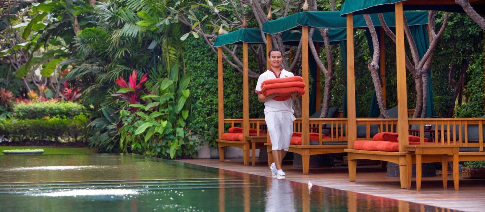 Hotel Mandarin Oriental Bangkok Thailand