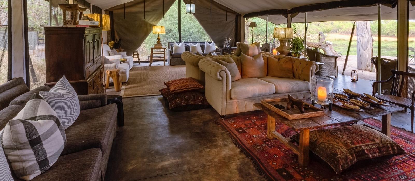 Hotel Machaba Camp Botswana