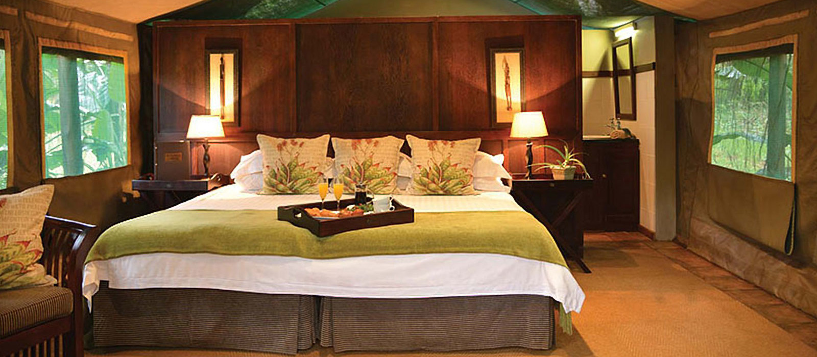 Hotel Falaza Game Park & Spa Südafrika