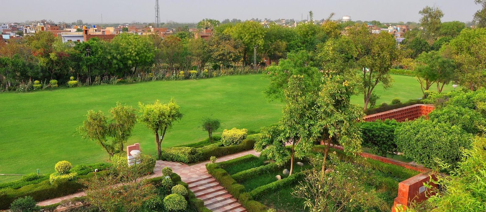 Hotel ITC Mughal Nordindien