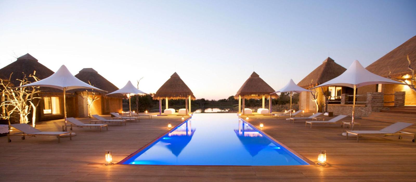 Hotel Kapama Buffalo Camp Südafrika