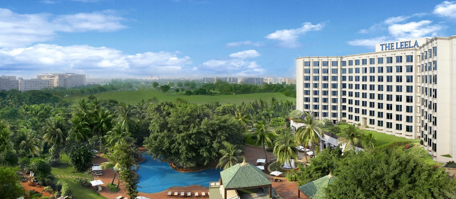 Hotel The Leela Mumbai Central & West India
