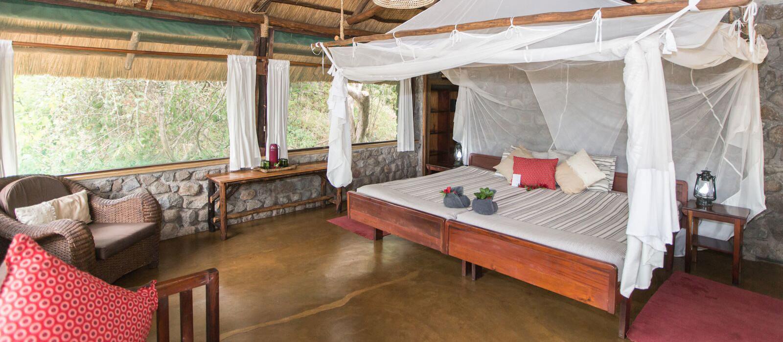 Hotel Mvuu Camp Malawi
