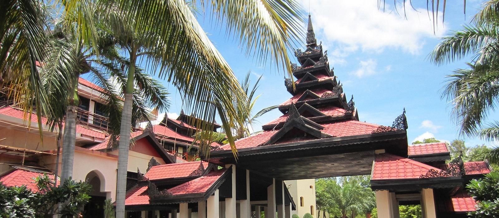 Hotel Amazing Bagan Resort Myanmar