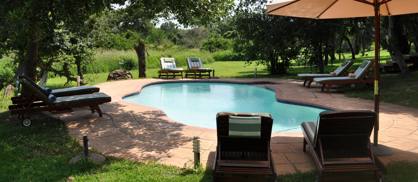 Hotel Thula Thula Luxury Tented Camp Südafrika