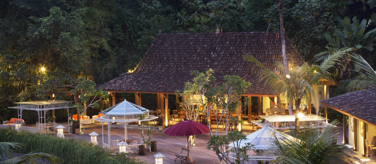 Hotel Plataran Borobudur Resort & Spa Indonesien